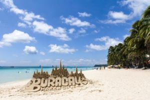 Boracay reopening English course
