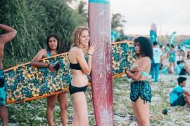 English Surfing camp