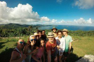 Adventurous English tour in the Philippines