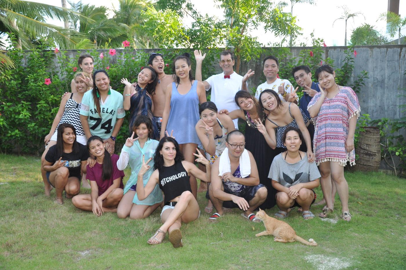 Paradise English Boracay - the best English school at the beach