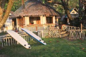 English Course Puraran accommodation