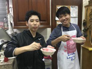 High school students study English at Ethos Cebu