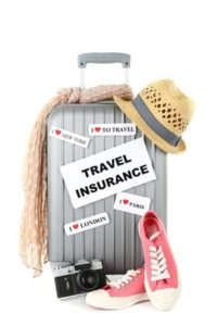 Study English abroad. Remember to get travel insurance.