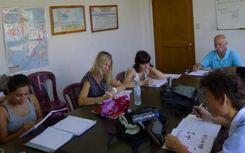 Paradise English Boracay School Intensive program
