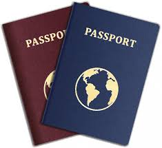 Study English abroad essential items Passport
