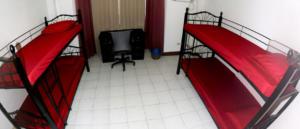 Ethos English school Accommodation Dorm shared room