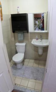 Ethos English school Accommodation home stay bathroom