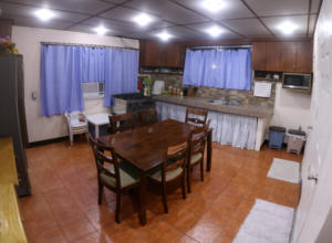 Ethos English school Accommodation home stay kitchen