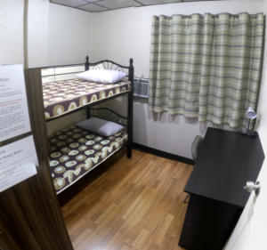 Ethos English school Accommodation home stay shared room 2
