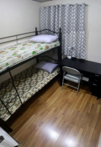 Ethos English school Accommodation home stay shared room