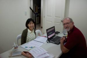 Ethos English school cebu TOEIC review class