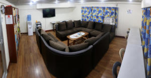 Ethos English school cebu library