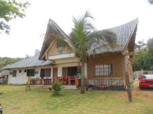 Puraran Accommodation main building