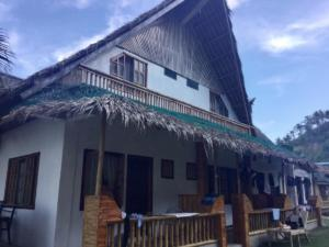Puraran Accommodation main building front view