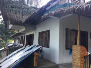 Puraran Accommodation main building side