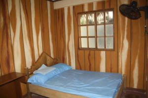 Puraran accommodation bungalow double room