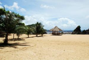 Puraran beach