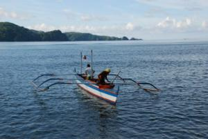 Puraran fishing boat fresh catch