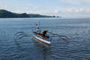 Puraran fishing boat fresh catch
