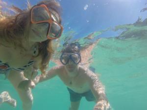 Puraran snorkelling