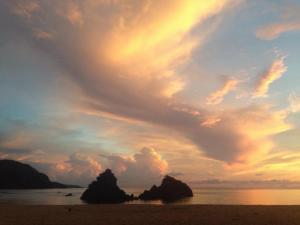 Puraran sunset